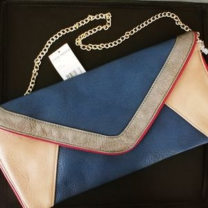Steve Madden Multi Color Clutch